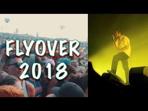 FLYOVER FESTIVAL 2018 Feat. POST MALONE, LIL PUMP, SAINt JHN +more
