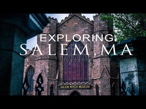 EXPLORING| SALEM, MA!