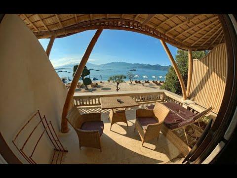 Pearl of Trawangan@Gili Trawangan (from room to beach)