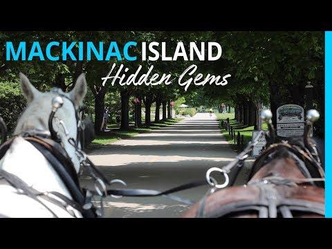 The Hidden Gems of Mackinac Island Michigan with RVer Tips!