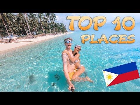 TOP 10 Philippines 2019 // Explore DREAM PARADISE