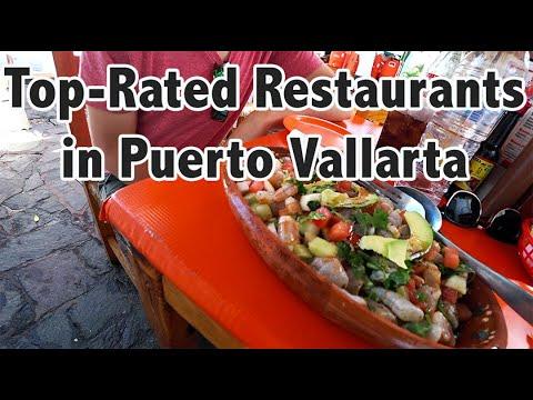8 Top-Rated Restaurants in Puerto Vallarta, Mexico