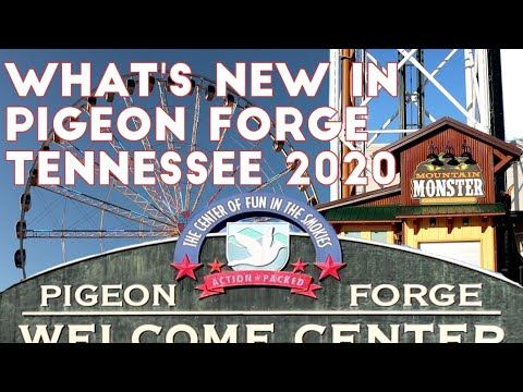 What's New 2020 In Pigeon Forge Tennessee