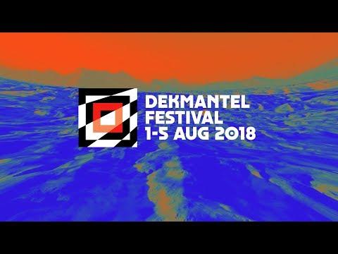 Dekmantel Festival 2018