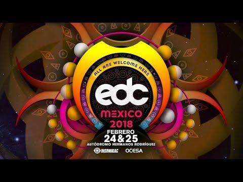 EDC México 2018 Tráiler Oficial