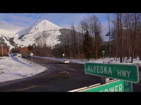 The best place in Alaska - Girdwood & Alyeska