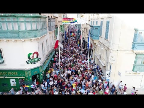 Malta Pride 2017 Official Video