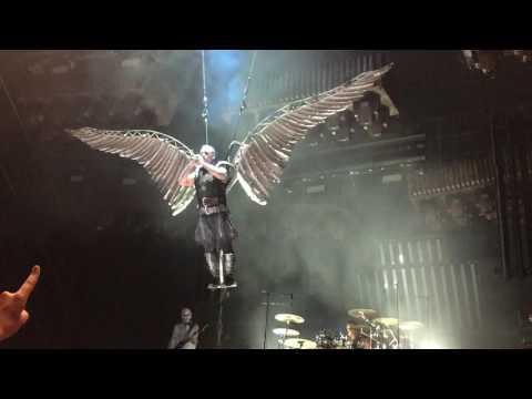 Angel - Rammstein live @ Gods of Metal 2016 02 Jun 2016