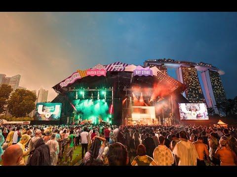 Laneway Festival Singapore 2017 Highlights