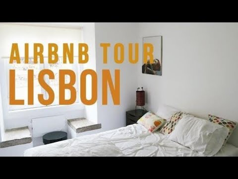 My Fabulous, Affordable Airbnb Apartment In Lisbon, Portugal. | Sabrina Theresa