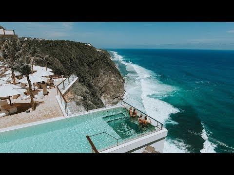 Coolest Pool in Bali The Edge, Uluwatu | Juhani Sarglep