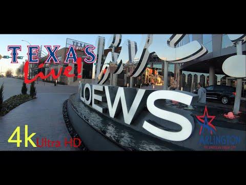 Texas Live! Arlington,Texas Walkthrough in 4k