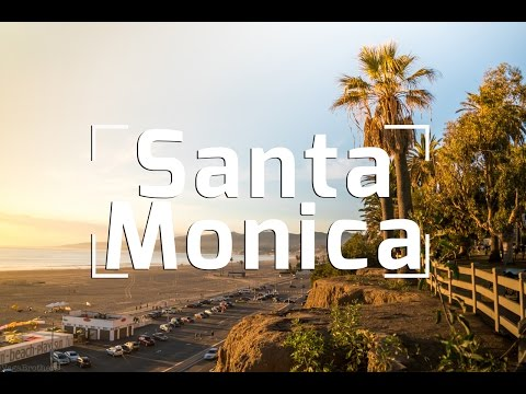 PERFECT DAY IN SANTA MONICA, CALIFORNIA