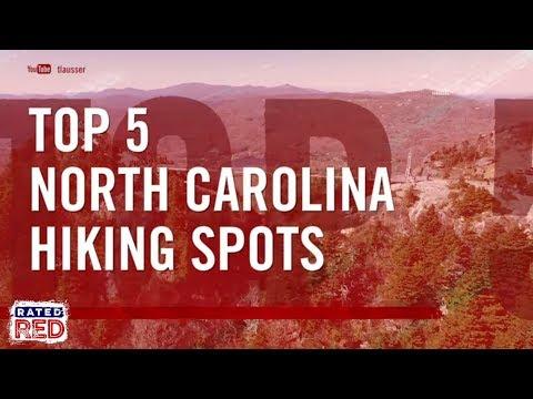 Top 5 North Carolina Hiking Spots