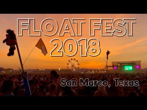 Float Fest 2018 Aftermovie (music festival recap) San Marcos, TX