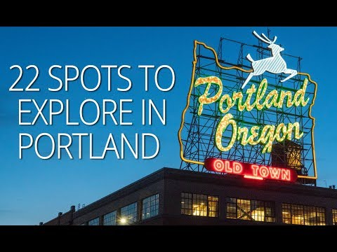 22 Things to Do in Portland, Oregon
