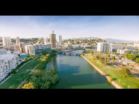 Townsville, Australia - 4K Drone Video!