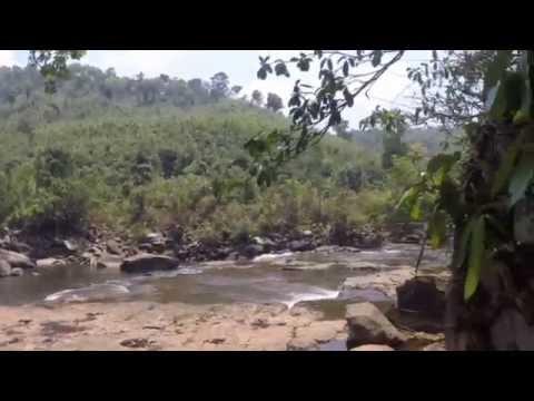 The Bolaven Plateau Waterfalls, Pakse, Laos