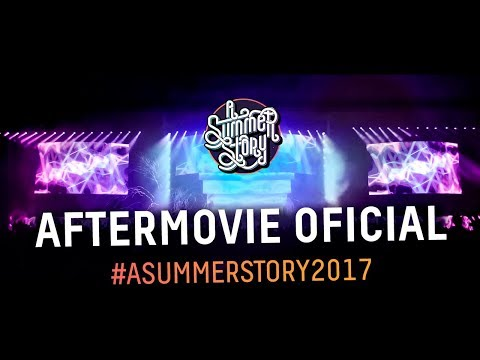 A Summer Story 2017 · Official Aftermovie (4K)