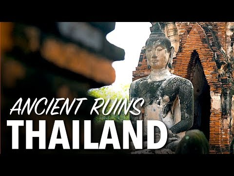 Should You visit AYUTTHAYA RUINS - Best Day Trip in Bangkok