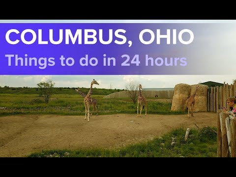 Columbus, Ohio: Things to do in 24 Hours