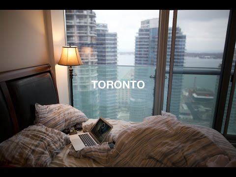 CRAZY AIRBNB VIEWS IN TORONTO
