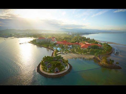 Shangri-La's Tanjung Aru Resort & Spa, Kota Kinabalu