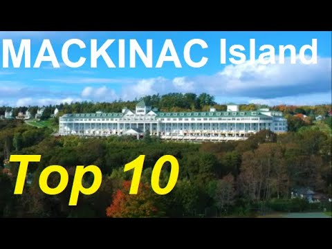 Our Top 10 things to do on Mackinac Island, Michigan (Best tourist attractions in 2021)
