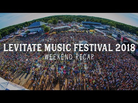 Levitate Music & Arts Festival Recap Video 2018