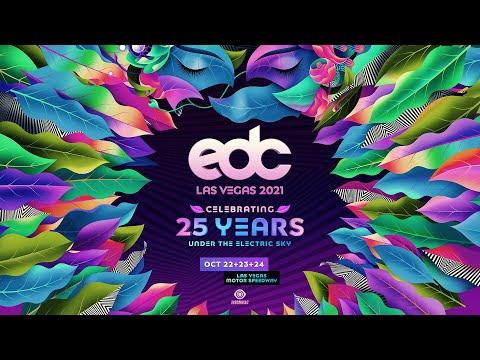 EDC Las Vegas 2021 Trailer