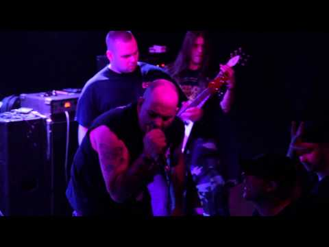 INTERNAL BLEEDING live at NY Deathfest, Aug. 3rd, 2013