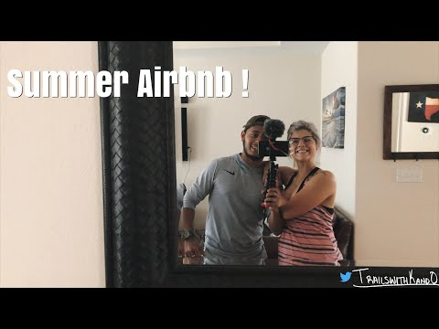 South Padre Island AirBnB tour!