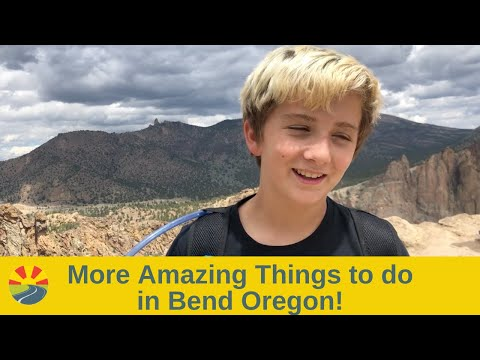 More Amazing Things to do in Bend Oregon!