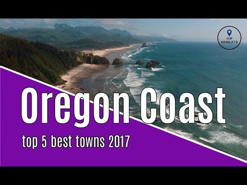 Best Oregon Coast Towns - Top 5