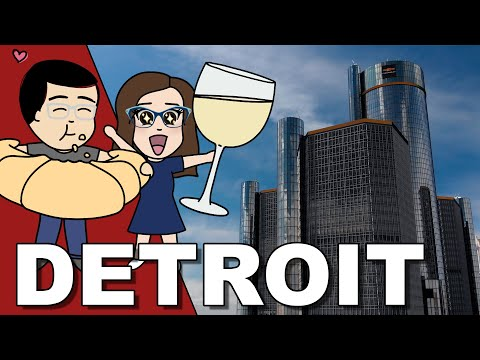 DETROIT - best food, drinks, what to see and where to CrossFit