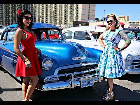 VLV 21 Viva Las Vegas Rockabilly Weekend 2018 EXTRAS, Classic Cars and INTERVIEWS