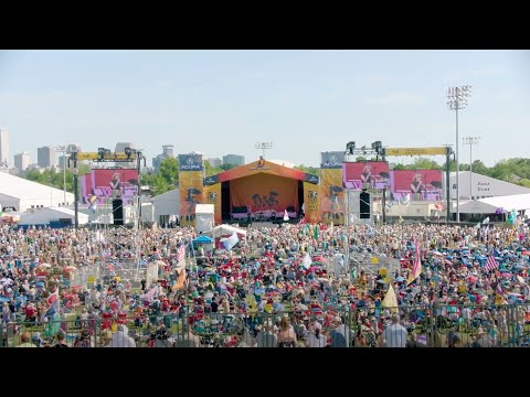 Highlights from the 2019 New Orleans Jazz & Heritage Festival