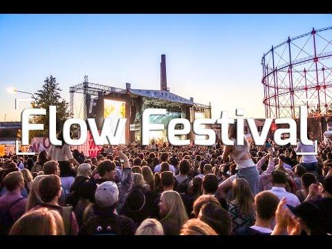 HELSINKI FINLAND - FLOW FESTIVAL