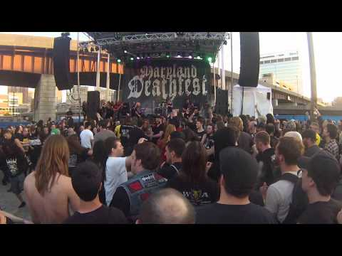 "Suffocation - ""Effigy of the Forgotten"" (2015) - Maryland Deathfest XIII"
