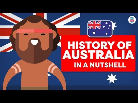 Australia History - In a Nutshell.