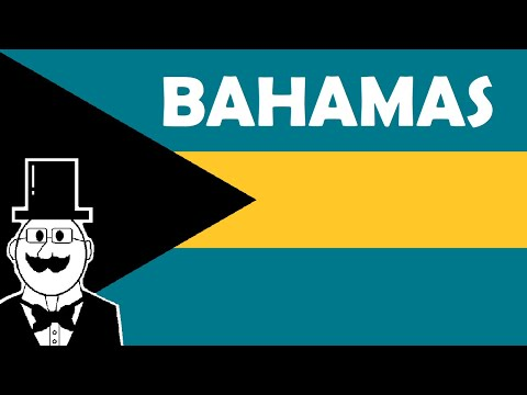 A Super Quick History of The Bahamas