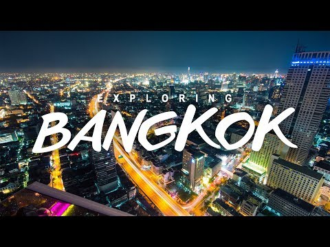 Exploring Bangkok, Thailand in 4 Days with Sheraton Grande Sukhumvit! (Travel Guide)