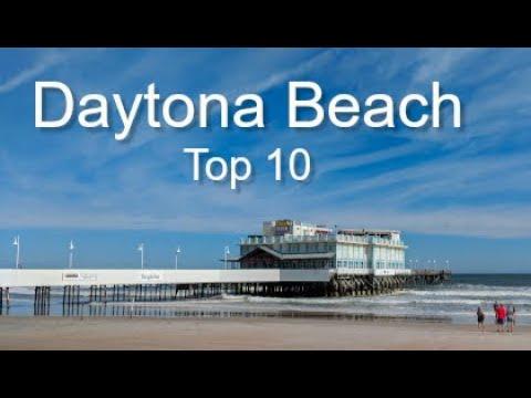 Daytona Beach: Top Ten Things To Do