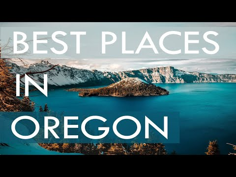 The Best Travel Destinations in Oregon USA