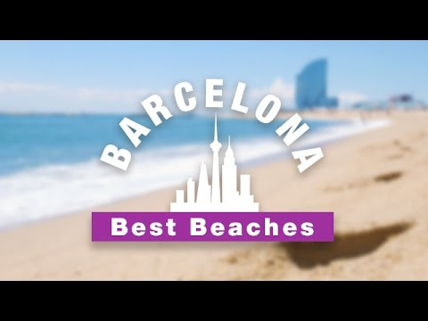 Barcelona's Little-Known Beaches | Things To Do in BARCELONA