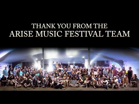 Magic Moments from ARISE 2016