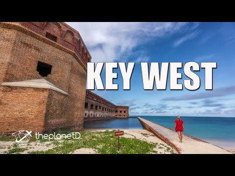 Florida Keys Travel Vlogs   16 Things to do in Key West   The Planet D
