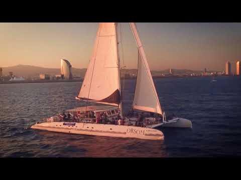 Catamaran Orsom 2018 full video