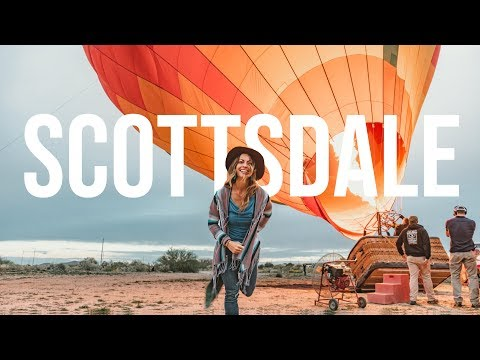 What to do in Scottsdale Arizona - A Travel Guide