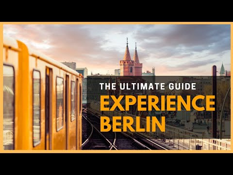 BERLIN TRAVEL GUIDE: SECRET TIPS from a local
